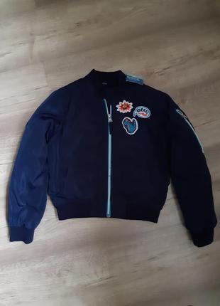 Куртка пилот фирмы kik