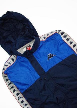 Куртка ветровка kappa