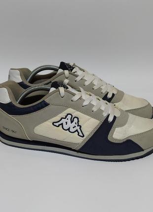 Kappa оригинал кроссовки размер 43 по факту 41 42