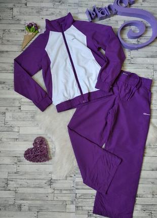 Спортивный костюм demix sport на девочку