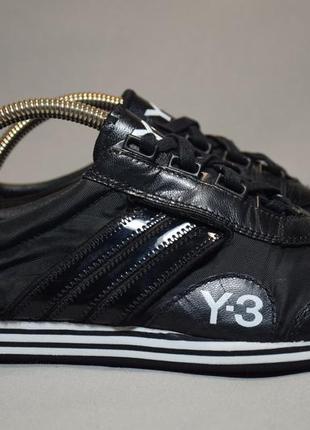 Кроссовки adidas y-3 yamamoto женские. оригинал. 37 р./24 см.