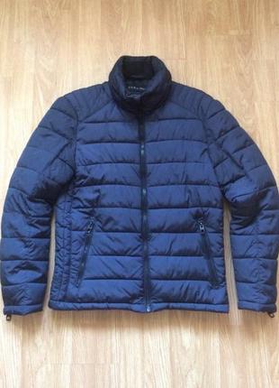 Демисезонная мужская куртка zara