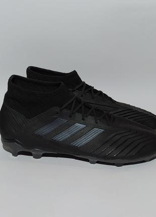 Adidas оригинал бутсы кроссовки в футляре для футбола футзал футзалки размер 46