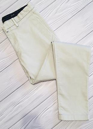 Мужские брюки чиносы mango штаны