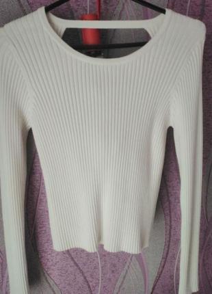 Топ от zara knit