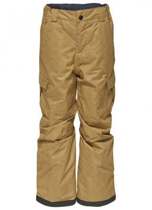 Детские зимние лыжные штаны lego wear р.116-122 reima, lenne