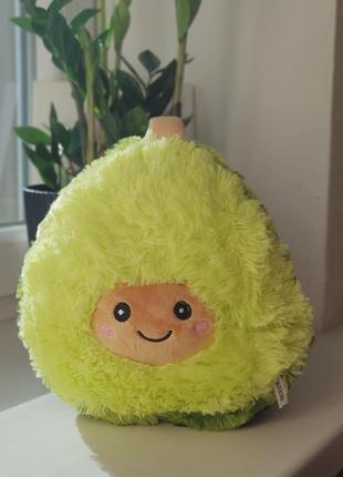 Подушка авокадо 30см