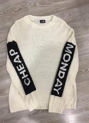 Крутой свитер !!