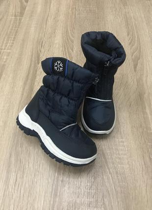 25 р черевички чобітки сапоги ботинки сноубутсы дутики