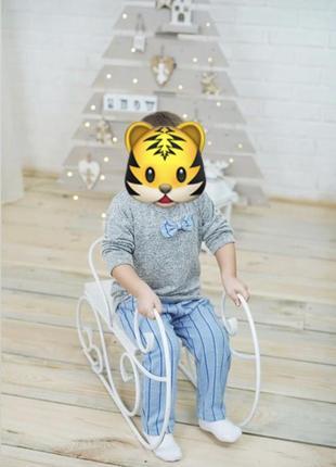 Святковий костюм 3-ка на хлопчика 2-3 роки