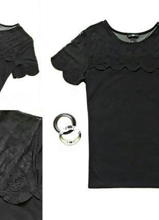 Стильная футболочка от h&м