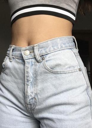Mom-джинси