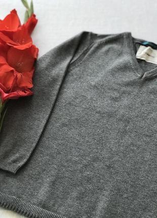 Кофта, реглан, свитер zara для мальчика . 7 лет, 122см.