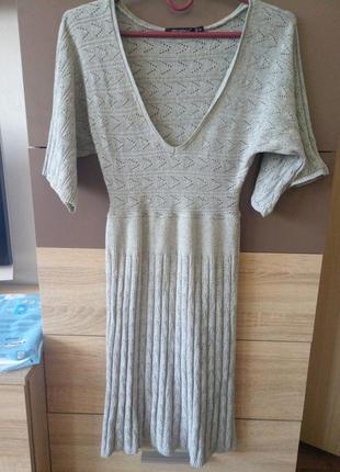 Вязаное платье atmosphere