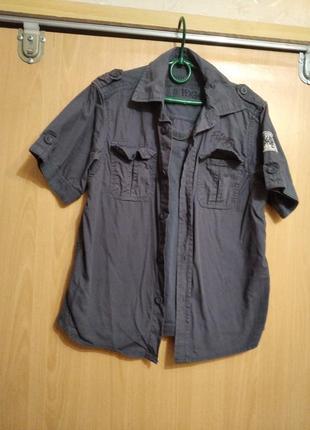 Рубашка 2 в 1 обманка