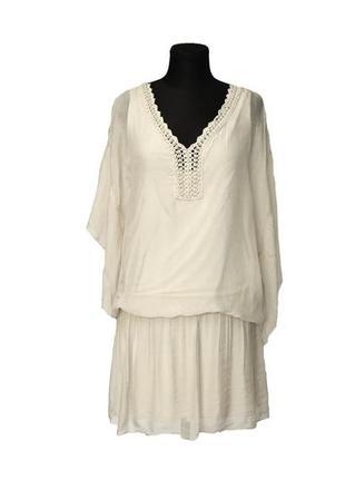 Итальянское шелковое платье