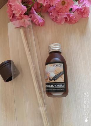 Аромадифузоры с ароматом сандала и ванили 90мл
