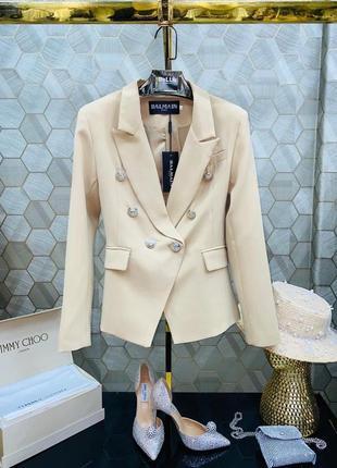 Пиджак lux