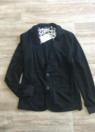 Пиджак трикотажный original marines