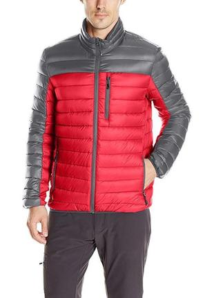 Куртка пуховик zeroxposur размер m и xxl 650 fillpower