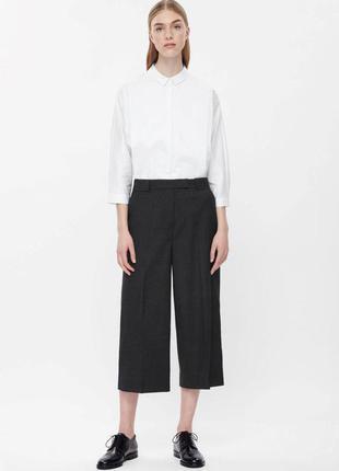 Cos брюки размер 42 шерсть