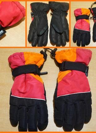 Thinsulate термо перчатки - краги 11-13 лет