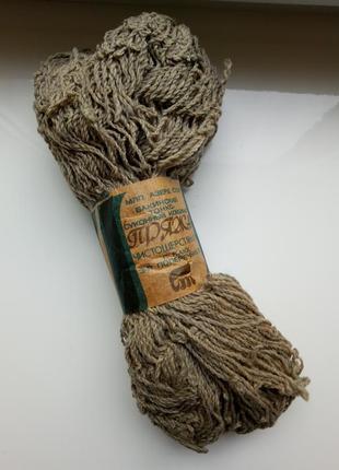 Нитки для вязания из шерсти