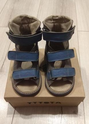 Ортопедические сандалии, босоножки