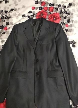 Пиджак мужской школьный