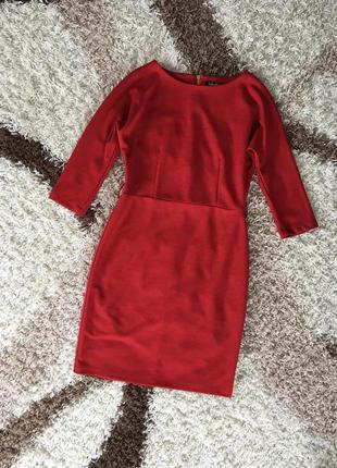 Красное платье от la&b&la