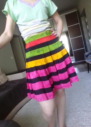 Веселенькая юбка marks&spencer
