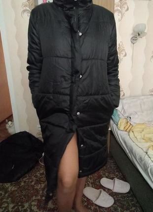 Куртка оверсайзе