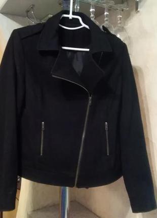 Куртка шерсть
