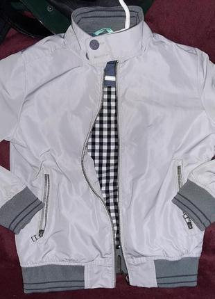 Куртка вктровка