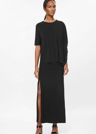 Шикарное платье cos  xs s