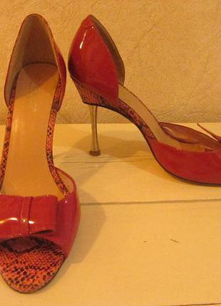Оригинальные летние туфли antonio biaggi