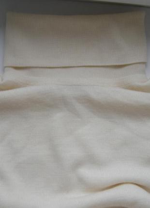 Elen castle pure new wool гольф 100% шерсть 54-размер. шотландия