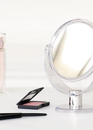 Двустороннее косметическое зеркало ив роше