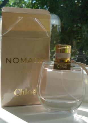 Скидка!!сhloe nomade, парфюмированная вода,75 мл