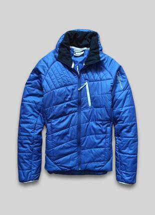 Демисезонная куртка salomon оригинал состояние идеальное