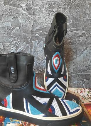 Ботинки(moa)italy