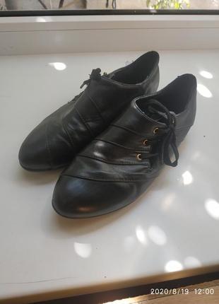 Туфли-кросовки.