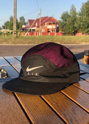 Supreme nike trail running hat pink fw17 unisex