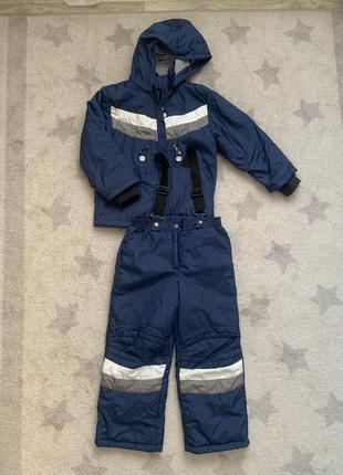 Демисезонный костюм, размер 122 - 128