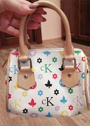 Creaciones kamal ck миниатюрная сумочка+подарок!