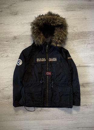 Куртка napapijri nike champion tommy hilfiger