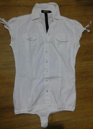 Модная блузка-боди