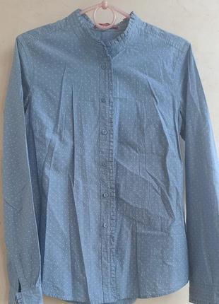 Стильная рубашка s.oliver