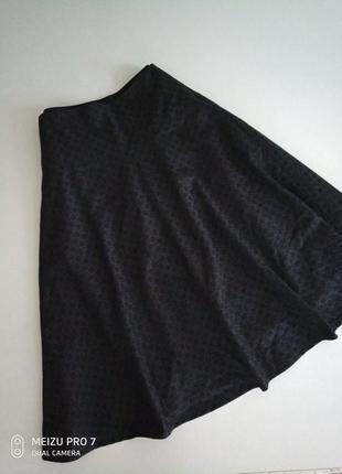 Слильная юбка миди клеш от бренда gerry weber m-l