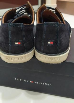 Туфли tommy hilfiger3 фото